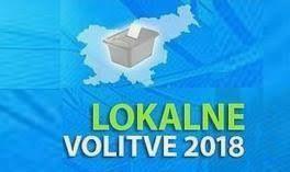 LOKALNE VOLITVE 2018