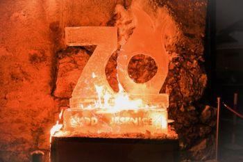 Slavnostno obeleženih 70 let hokeja na Jesenicah
