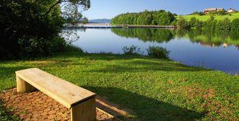 Šmartinsko jezero, ideja za potep