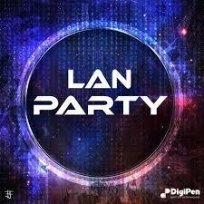 LAN Party - igranje računalniških iger