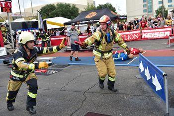Slovenski gasilci postali svetovni prvaki