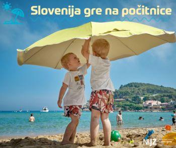 Slovenija gre na počitnice