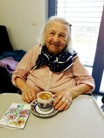 Marija Mežek praznovala 101. rojstni dan - Dom Taber v Šmartnem pri Cerkljah