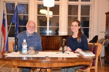Humanistični večer s prof. dr. Petrom Praperjem