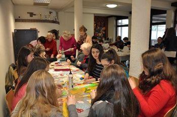 Medgeneracijski center Pri Tinci praznuje prvi rojstni dan