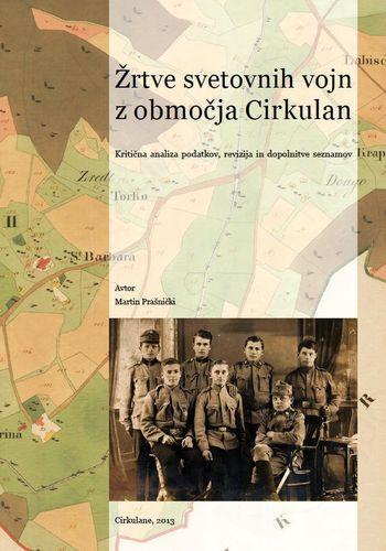 Žrtve svetovnih vojn z območja Cirkulan