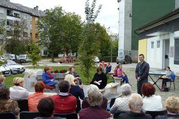 Bazar dejavnosti ob mednarodnem dnevu starejših