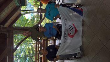 Ribiči paraplegiki uspešno zaključili ligo
