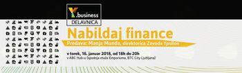 Y.business delavnica Nabildaj finance