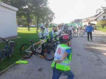 Novi mladi kolesarji
