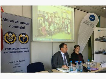 Novinarska konferenca ZZŠAM Slovenije