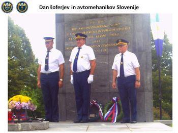Dan šoferjem in avtomehanikom Slovenija