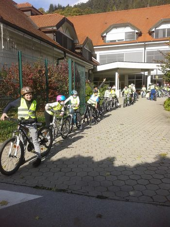 Nova generacija mladih kolesarjev