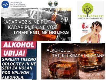 Nacionalna preventivna akcija Alkohol - 3. del