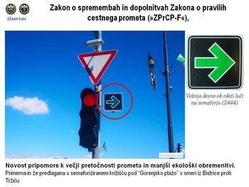 Zakon o spremembah in dopolnitvah Zakona o pravilih cestnega prometa (ZPrCP-F)