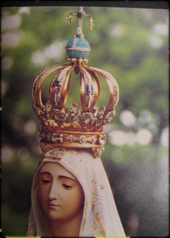 Stoletnica Marijinega prikazanja v Fatimi