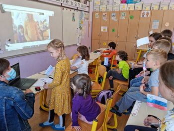 Projekt Erasmus + MATH – virtualna izmenjava na Madžarskem