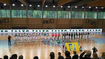 V Kidričevem Slovenija še v drugo premagala Nemčijo