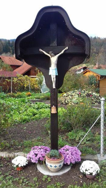 Blagoslov križa na Vranskem