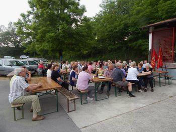 Srečanje Društev upokojencev občine Miren-Kostanjevica