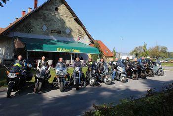 Moto klub MK Šumari Kidričevo uspešno zaključil 2017