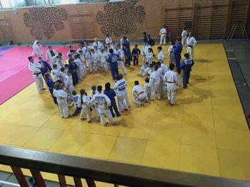 Judo klub Komenda organiziral 1. Judo kamp v Termah Olimia