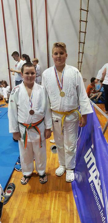 Judo klub Komenda ima novega državnega prvaka