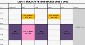 Boksarski klub Hayat - Kamnik se seli na novo lokacijo