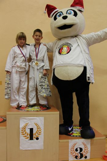 Prednovoletni pokal Komende za najmlajše judoiste