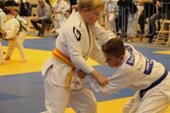 Judoisti na Pokalu Ivo Reya osvojili 5 kolajn