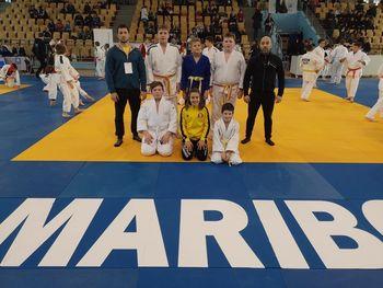 Judo klub Komenda v novem letu že z državnim prvakom