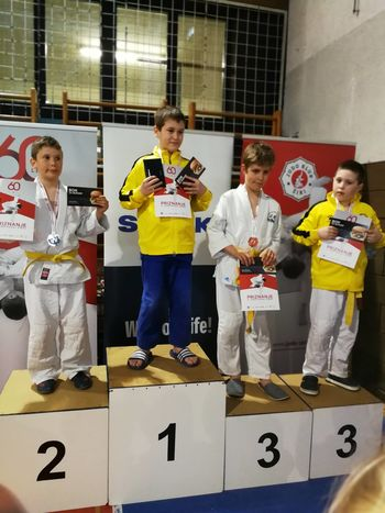 Judoisti tretji na 3. Pokalu Žirov