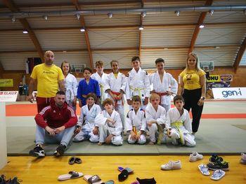 Judo klub Komenda daleč pred ostalimi na Pokalu Gorice
