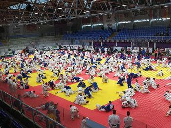Odličen uspeh Judo kluba Komenda na Pokalu Budimpešte 2019