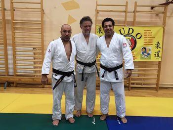 Za zaključek uspešne judo sezone judoisti nagrajeni z višjimi pasovi