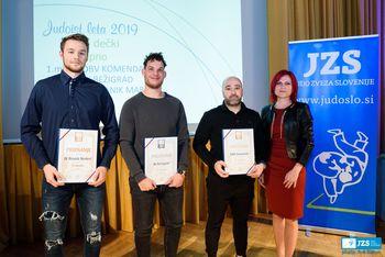 Luka Lukšič in mlajši dečki Judo kluba Komenda najboljši v slovenskem pokalu Judo zveze Slovenije 2019