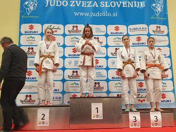 Haya Veinhandl Obaid postala državna prvakinja v judu