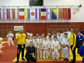 11 medalj na največjem judo turnirju v Sloveniji
