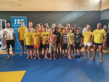 Judo klub Komenda na vseslovenskih pripravah v Izoli