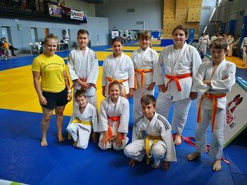 Judo klub Komenda se je v Maribor vrnil po še več kolajn