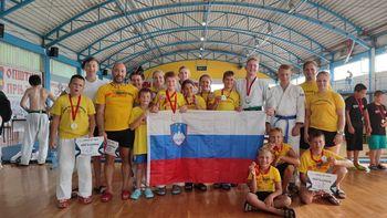 Judo klub Litija žanje uspehe tudi v tujini