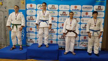 Državnih prvenstev za Judo klub Komenda še ni konec