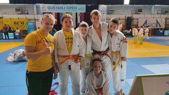 Državnih prvenstev za Judo klub Litija še ni konec