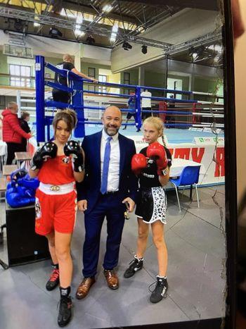 Haya Veinhandl Obaid postala nova državna prvakinja v boksu