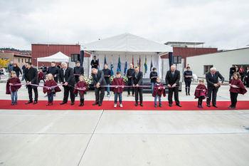 Slovesna otvoritev nadgrajene CČN Domžale – Kamnik