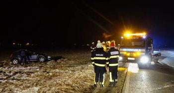 Nesreče v cestnem prometu 31.12.2016 21:44