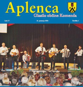Aplenca – Glasilo občine Komenda 01/2018