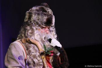 Novoletno druženje z obiskom in obdarovanjem Dedka Mraza v  Medobčinskem društvu Sožitje