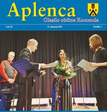 Aplenca – Glasilo občine Komenda 01/2019