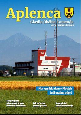 Aplenca - Glasilo občine Komenda 05/2016